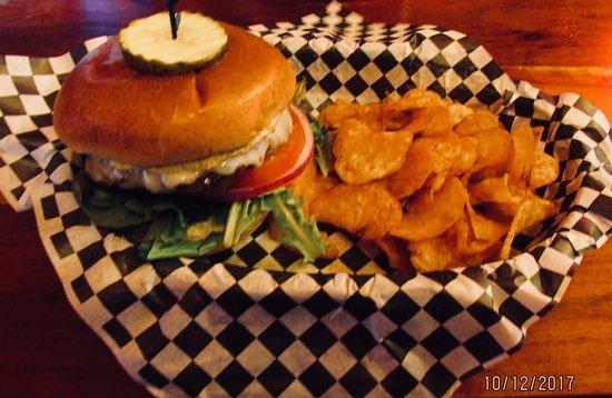 Kingston Springs, TN: Burger