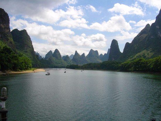 Guangxi, China: Trust me, it is stunningly beautiful!