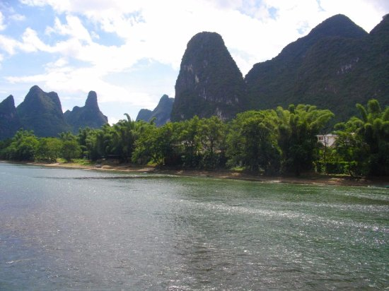 Guangxi, China: Now see the plants in their glory