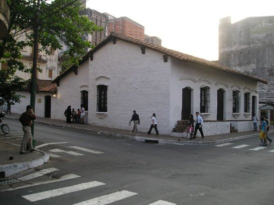 Casa de la Independencia , Asuncion