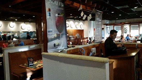 Carrabba S Italian Grill Reception Stand