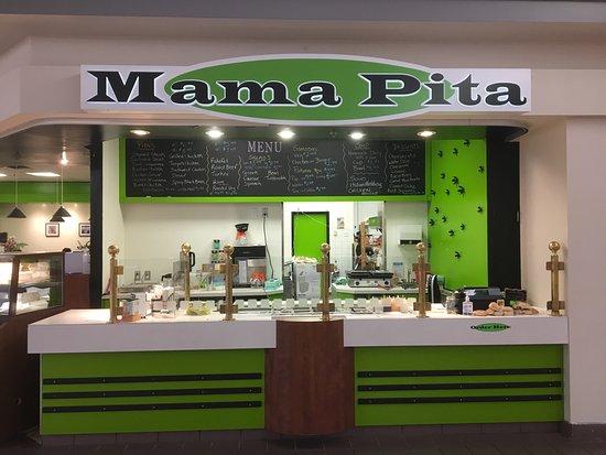 Bridgewater, Canadá: Mama Pita