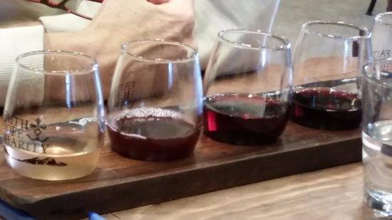 Terrebonne, Oregón: wine tasting