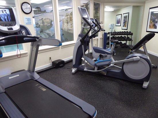 McKinleyville, Καλιφόρνια: Fitness Center