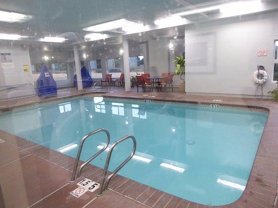McKinleyville, Καλιφόρνια: Indoor Pool