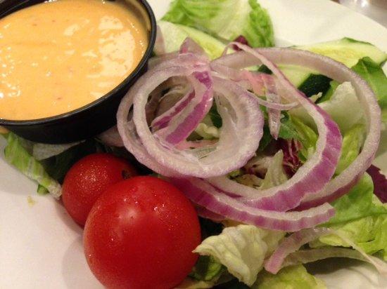 แพลนเทชัน, ฟลอริด้า: Side Dinner Salad