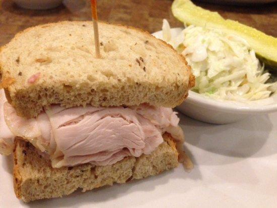 แพลนเทชัน, ฟลอริด้า: Half Turkey Sandwich