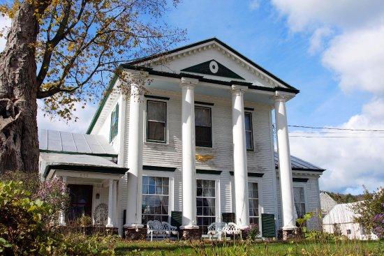 McIndoe Falls, VT: Front view