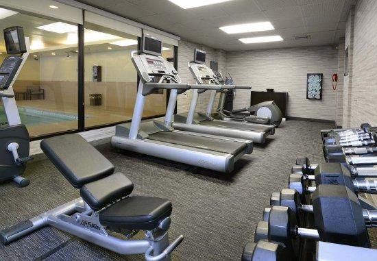 Courtyard Beckley: Fitness Center