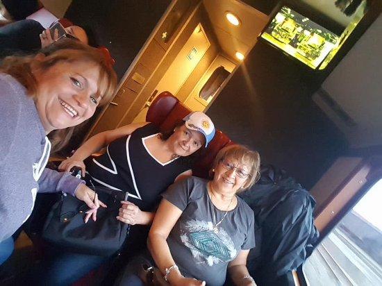 Agawa Canyon Tour Train: Amigas a bordo!!!