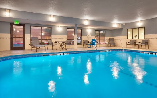Holiday Inn Express Hotel Suites I 10 East Prices Reviews El Paso Tx Tripadvisor