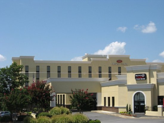 Crowne Plaza Greenville: CPGreenville Exterior