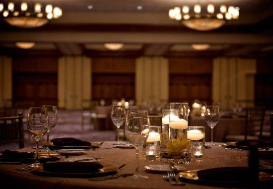 JW Marriott Tucson Starr Pass Resort & Spa: Ballroom Setup