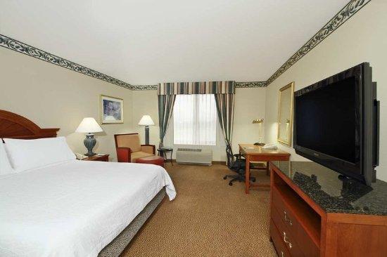 Hilton Garden Inn St. Charles: Standard King