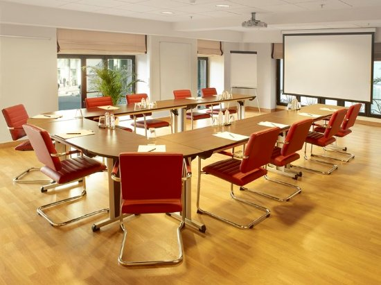 Hilton Brussels City: Astrid Meeting Room