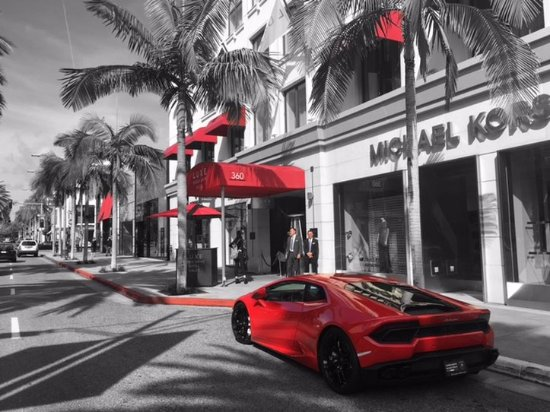 Luxe Rodeo Drive Hotel Updated 2018 Prices Reviews Beverly Hills Ca Tripadvisor