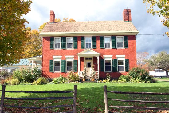 Marshfield, VT: The house