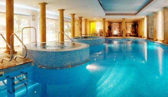 Berkswell, UK: Pool