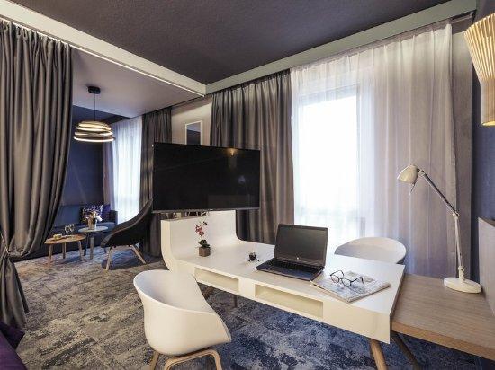 La Roche-sur-Yon, Francia: Guest Room