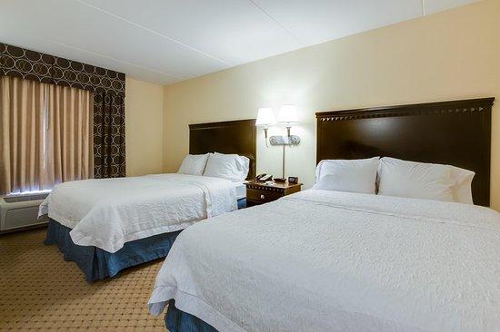 Mount Juliet, TN: 2 queen bed room