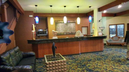 Port Hadlock, WA: Lobby