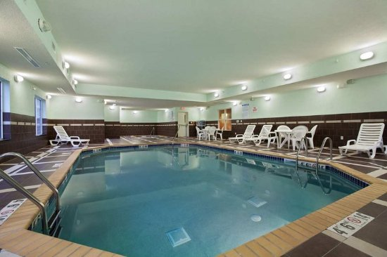 Homewood Suites by Hilton St Cloud: Indoor Pool and Whirlpool