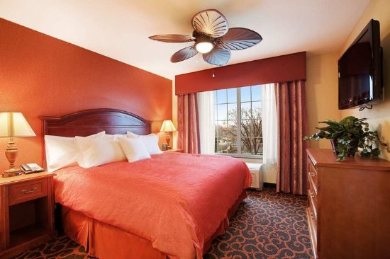 Homewood Suites by Hilton St Cloud: One bedroom Suite - King