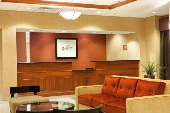 Homewood Suites by Hilton St Cloud: Lobby