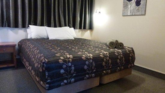 Ashburton, Nouvelle-Zélande : One Bedroom Motel