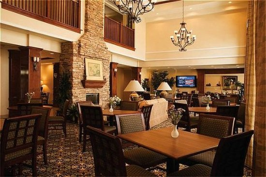 Liverpool, Nova York: Hotel Lobby