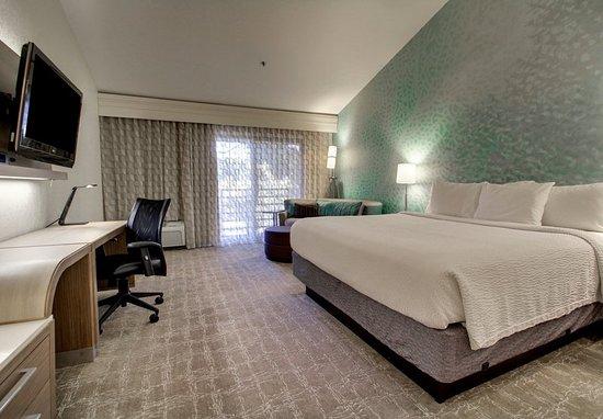 Solana Beach, CA: King Guest Room