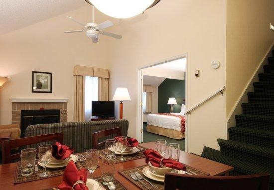 ทินตันฟอลส์, นิวเจอร์ซีย์: Two-Bedroom Penthouse Suite Loft