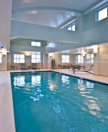 Residence Inn Newport News Airport: Pool