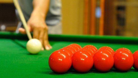 Huizhou, Chiny: Snooker