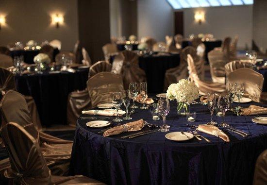 Toronto Marriott Bloor Yorkville Hotel: Forest Hill Ballroom - Details