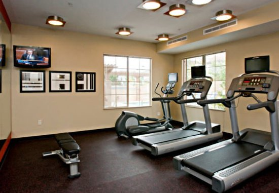 TownePlace Suites San Diego Carlsbad/Vista: Fitness Center