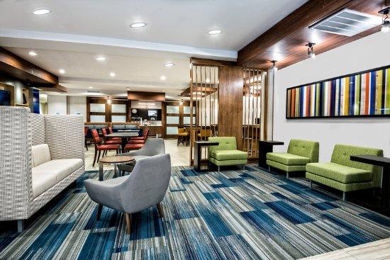 Round Rock, TX: Hotel Lobby