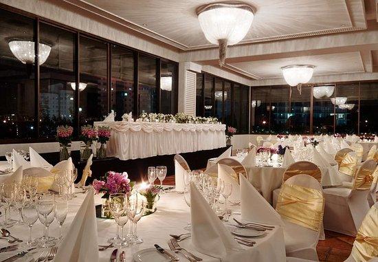 Surfers Paradise Marriott Resort & Spa: Garden Terrace - Wedding