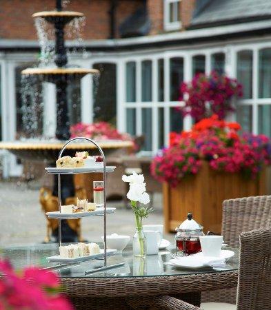 Worsley, UK: Chimney Bar & Lounge – Afternoon Tea