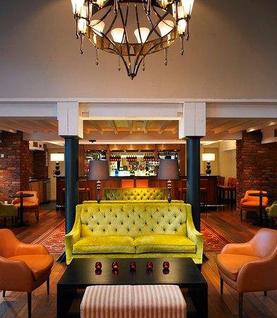 Worsley, UK: Chimney Bar & Lounge