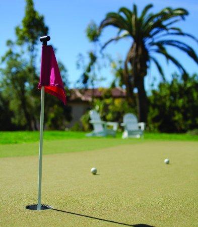 Marriott's Newport Coast Villas: Putting Green