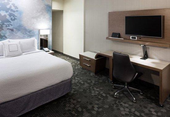 Shenandoah, TX: King Guest Room