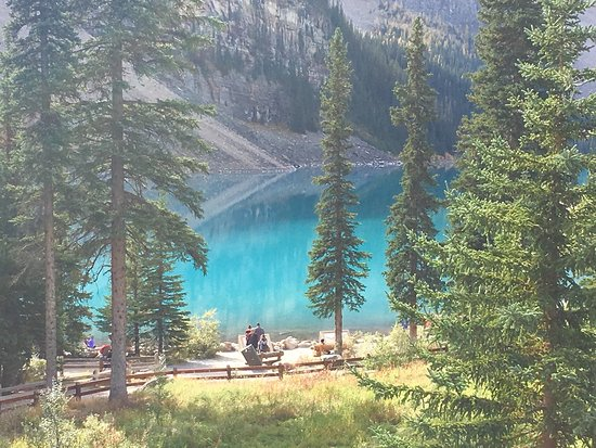 Moraine Lake Lodge: photo7.jpg
