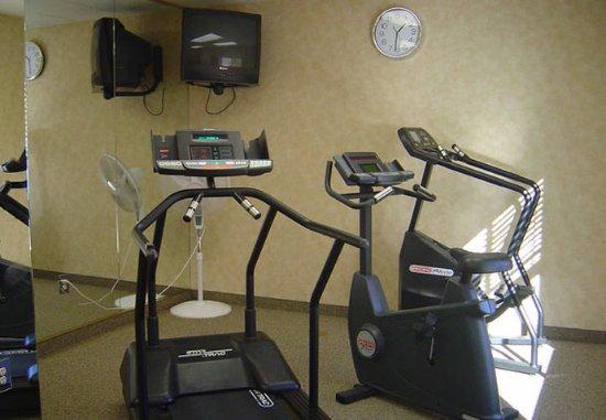 San Mateo, Califórnia: Fitness Center