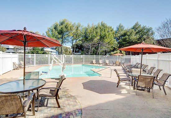 San Mateo, Califórnia: Outdoor Pool