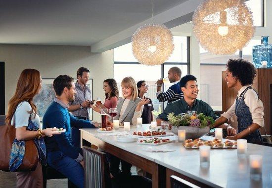 San Mateo, Καλιφόρνια: Local Flavors - Residence Inn Mix