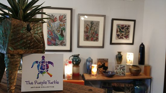 The Purple Turtle Artisan Collective