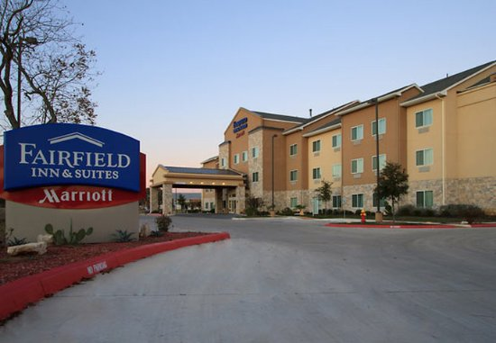 Fairfield Inn & Suites San Antonio Boerne: Exterior
