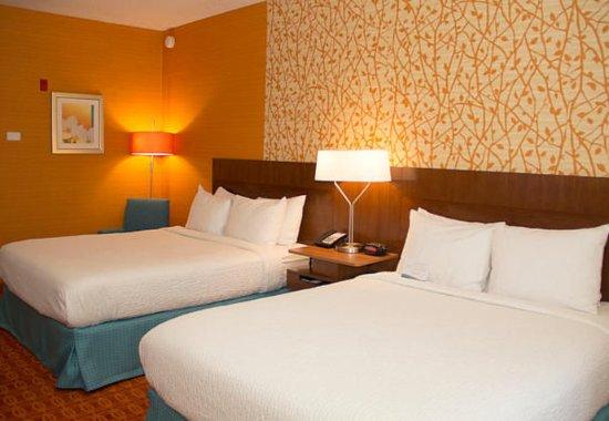 Watervliet, ميتشجان: Queen/Queen Guest Room