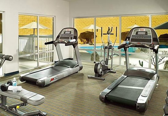 Fairfield Inn Los Cabos : Fitness Center